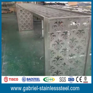 Office Partition Wall Stainless Steel Room Dividers pictures & photos