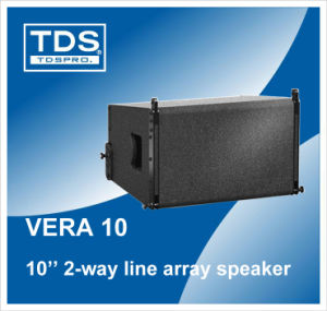 10inch Line Array Speaker Vera10 pictures & photos