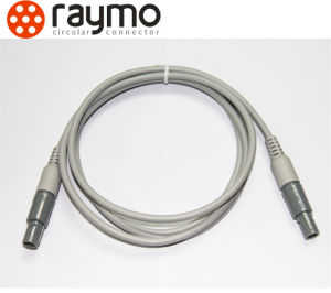 Redel Pag Plug Connector with Cable Assembly for Medical Equipment pictures & photos
