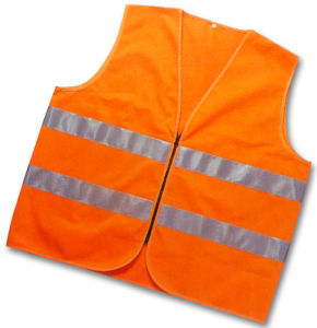 High Quality Reflective Heat Transfer Stickers for Safety Vest pictures & photos