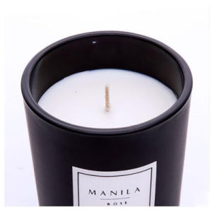 Grapefruit & Basil Scented Glass Gift Candle for Holidays pictures & photos