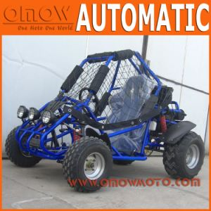 Single One Seat 250cc Automatic off Road Go Kart pictures & photos