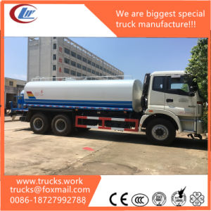 Dongfeng 4X2 12 Cubic Meter Water Road Cleaning Truck pictures & photos