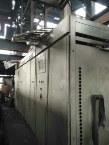 Used 15t Shanghai Zhaoli Medium Frequency Furnace pictures & photos