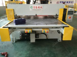 Hot Sale Unilateral Hydraulic Die Cutting Machine 50ton pictures & photos