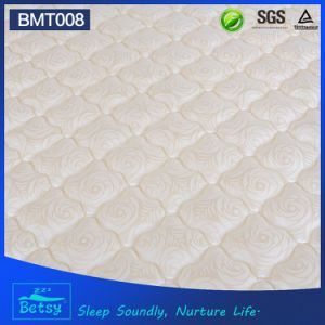 OEM Compressed Futon Mattress 24cm High with Resilient Foam Layer and Bonnell Spring pictures & photos