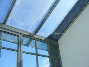 Clear Safety Laminated Glass Roof Sunroom pictures & photos