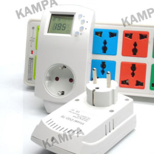 Room Electric Heating Plug in Thermostat 10A 2.5kw with EU, UK, Italy, France, USA pictures & photos