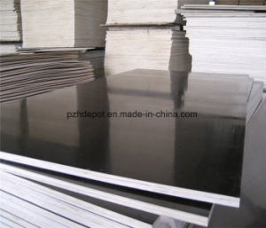 WBP Melamine Glue Film Faced Plywood, Mr Glue Cheap Black Marine Plywood pictures & photos