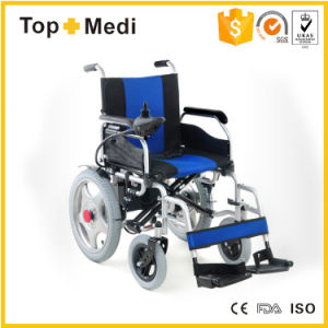 Health Medical Device New Product Disabled Power Foldable Electric Power Wheelchair Prices pictures & photos