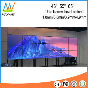 55 Inch Ultra Narrow Bezel 6X3 Floor Stand LCD Video Wall (MW-552VBA) pictures & photos