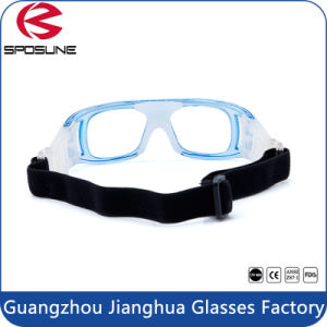 New Design Anti Collision Sports Goggles for Basketball / Football Sports pictures & photos