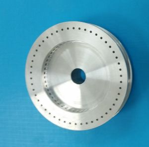 CNC Machining Aluminum Parts for High-Speed Train pictures & photos