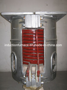 Gwc Factory Direct Sale 500kg Copper Induction Melting Furnace Price pictures & photos