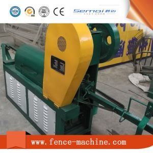Automatic Rebar Straightening and Cutting Machine pictures & photos