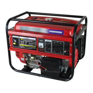 Hahamaster Gasoline Generator 2800W (HH3800) with Hahamaster Gasoline Engine pictures & photos