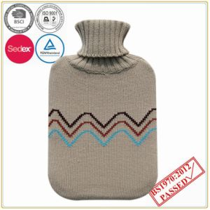 Best Quality Hot Water Bottle with Knitted Cover pictures & photos