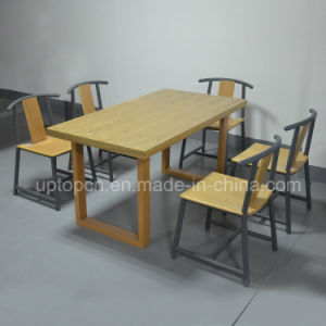 Wholesale Rectangle Wooden Furniture Restaurant Chairs for Sale (SP-CT748) pictures & photos