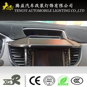 Car Auto Anti Glare Gift Decoration Navigator Sunshade for Honada CRV pictures & photos