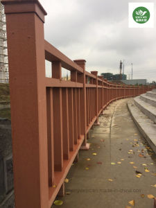 Diversified WPC Outdoor Fencing pictures & photos