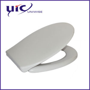Urea PP Family Toilet Seat Duroplast Toilet Lid pictures & photos