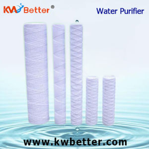 Water Purifier Cartridge with Cotton String Wound pictures & photos