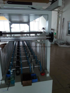 HDF Board Decorative Woodworking Wrapping Machine Manufatuer pictures & photos
