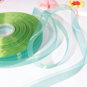 Best Price Chinese Silk Dance Ribbons for Custom Organza Gift Wrapping pictures & photos