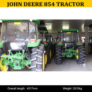 Cheap Farm Tractor John Deer 854 in China for Sale, Agricultural Tractor John Deer 854, Manufacturers John Deer 854 in China pictures & photos