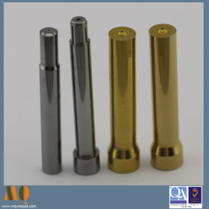 Customized Precision Punch Pin Standard Mould Components with Tin Coaitng (MQ2101) pictures & photos