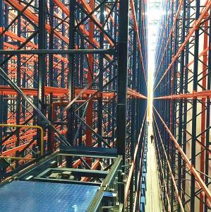 Heavy Duty Automatic Warehouse Steel Rack pictures & photos
