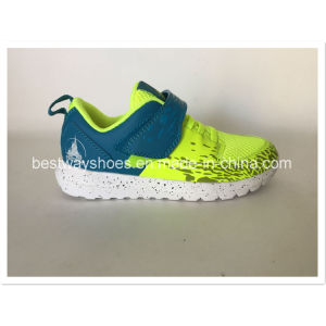 Fashion Mesh Shoes Kid Running Shoe Sneaker pictures & photos