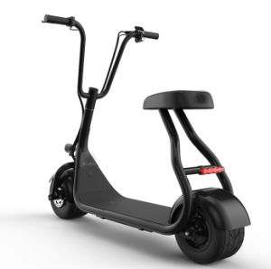 Mini Harley Electric Scooter with 350W 48V/10ah Lithium Battery pictures & photos