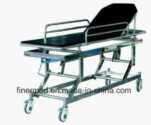 Patient Transfer Casualty Trolley pictures & photos