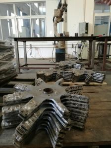 OEM Custom Welding Stainless Steel Sheet Metal Fabrication pictures & photos