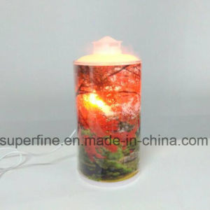 New Projecting Landscape Design Ultrasonic Portable Electric Aroma Diffuser with Remote pictures & photos