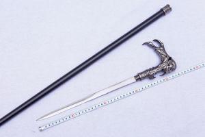 Walking Stick Sword/Swordstick/Crutch pictures & photos