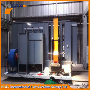 Compact  Powder Painting Plant for Aluminium Profile pictures & photos