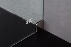 Sliding Shower Door/Shower Screen with Tempered Glass (UPC02) pictures & photos