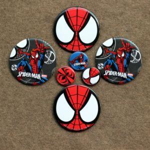 Tinplate Tin Button Pin Custom Button Badges pictures & photos