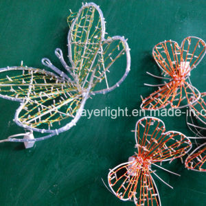 Butterfly Lighting Motif Festival LED Decoration New Product 2016 Decoration pictures & photos