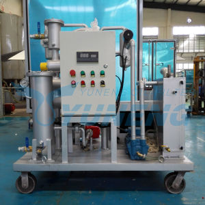 Hot Sale Vacuum Lube Oil Recycling Machine pictures & photos