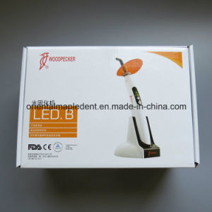 FDA Approved Dental Woodpecker LED B Curing Light pictures & photos