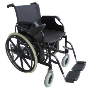 Cheap and Classic Motorized Wheelchair for Disabled pictures & photos