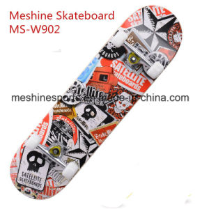 Chinese/Canadian Maple Wood Skateboard for Outdoor Sports pictures & photos