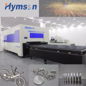 Stainles Steel Sheet Fiber Laser Cutter pictures & photos