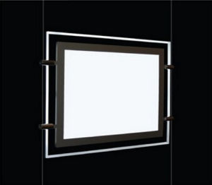 LED Illuminated Poster Holder pictures & photos