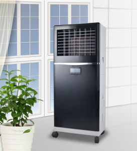 Low Price Open Portable High Cooling Capability Evaporative  Air Cooler Lfs-350 with Remote pictures & photos