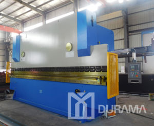 CNC / Nc Hydraulic Press Brake Folding Bending Machine, Plate Bending Machine, Sheet Metal Bending Machine pictures & photos