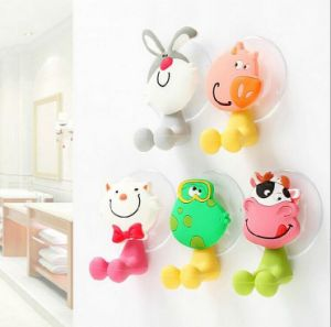 Hot Selling Kids Cartoon Toothbrush Holder for Custom Design pictures & photos